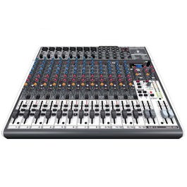 Image for XENYX X2222USB 22 Channel USB Mixer from SamAsh