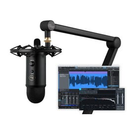 Image for Yeticaster Studio Broadcast Microphone System from SamAsh