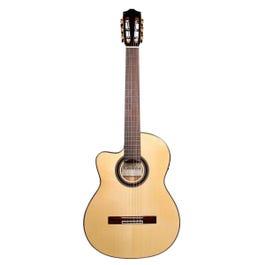 Image for GK Studio Flamenco Nylon-String Left-Handed Acoustic-Guitar from SamAsh