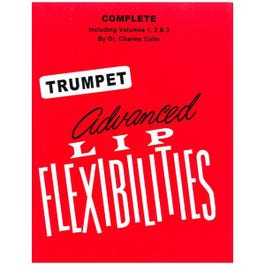 Image for Advanced Lip Flexibilities Complete for Trumpet from SamAsh