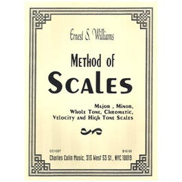 Image for Williams: Method Of Scales from SamAsh