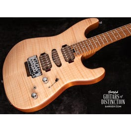 Image for Guthrie Govan USA Signature HSH Flame Maple Electric Guitar from SamAsh