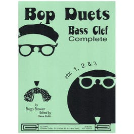 Image for Bop Duets Complete for Bass Clef from SamAsh