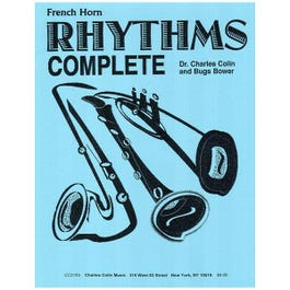 Image for Bugs Bower: Rhythms Complete for French Horn from SamAsh