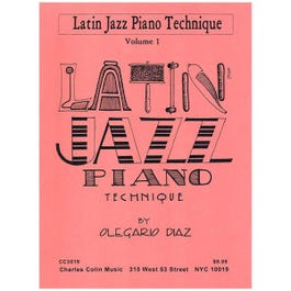 Image for Latin Jazz Piano Technique from SamAsh