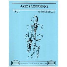 Image for Yellin: Jazz Saxophone Volume 1 from SamAsh