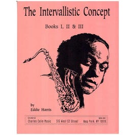 Image for Harris: Intervallstic Concepts Complete for Saxophone from SamAsh