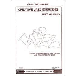 Image for Creative Jazz Exercises Series Vol 2 from SamAsh