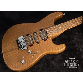 Image for Guthrie Govan USA Signature HSH Caramelized Ash Electric Guitar from SamAsh