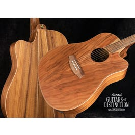 Image for Fat Lady 2 Series FL2EC-RDBL Dreadnought Acoustic-Electric Guitar from SamAsh