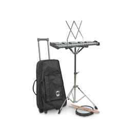 Image for 8676 32-Note Bell Kit w/ Rolling Bag from SamAsh