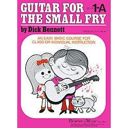 Image for Guitar For The Small Fry Book 1A from SamAsh