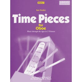 Carl Fischer Time Pieces for Oboe, Volume 1