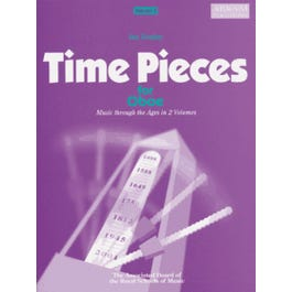 Carl Fischer Time Pieces for Oboe, Volume 2