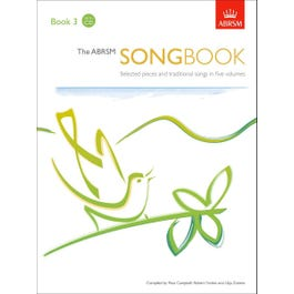 CF Peters The ABRSM Songbook Grade 3