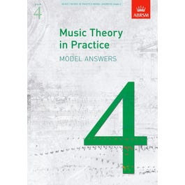 CF Peters ABRSM-Music Theory in Practice Answers Grade 4