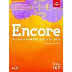 CF Peters Encore Violin, Book 1, Grades 1 & 2