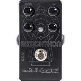 Image for Antichthon Other-worldly Tone-generating Fuzz Tremolo Guitar Effect Pedal from SamAsh
