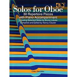 Image for Solos for Oboe from SamAsh