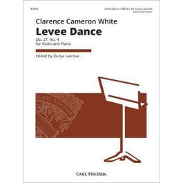 Carl Fischer Levee Dance Op. 27, No. 2-Violin and Piano