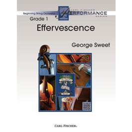 Carl Fischer Effervescence -Score and Part(s)-String Orchestra