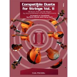 Carl Fischer Compatible Duets for Strings Vol. II -Viola