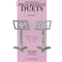Image for Prgressive Duets Volume 2 for Cello from SamAsh