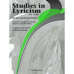 Image for Studies in Lyricism for Viola from SamAsh