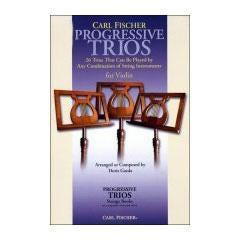 Image for Progressive Trios for Strings  (Viola) from SamAsh