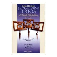 Image for Progressive Trios for Strings (Cello) from SamAsh
