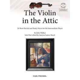 Carl Fischer The Violin in the Attic-BCD