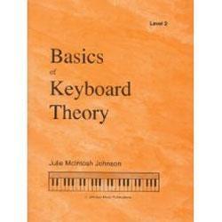 J. Johnson Music Publications Basics of Keyboard Theory: Level II