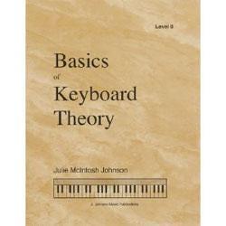 J. Johnson Music Publications Basics of Keyboard Theory: Level VIII