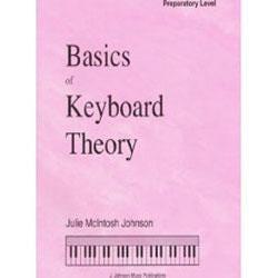 J. Johnson Music Publications Basics of Keyboard Theory: Preparatory Level