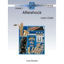 Carl Fischer Aftershock-Score & Parts