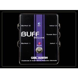 Image for Buff Deluxe Dual Noise Buffer Pedal from SamAsh