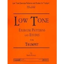 Charles Colin Low Tone Etudes for Trumpet
