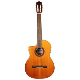 Image for C5-CE Left-Handed Acoustic-Electric Nylon String Classical Guitar (New) from SamAsh