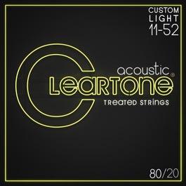 Image for 80/20 Bronze Acoustic String Set (11-52) from SamAsh