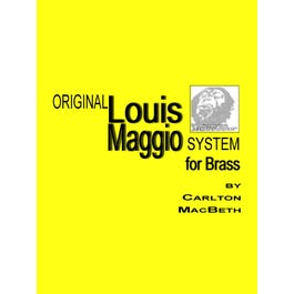 Charles Colin Original louis Maggio System for Brass