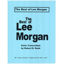Image for Best of Lee Morgan Transcriptions for Trumpet from SamAsh