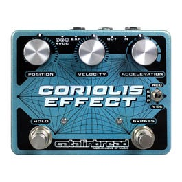 Image for Coriolis Effect Multi Effects Pedal from SamAsh