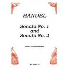 Carl Fischer Handel-Sonata No. 1 and Sonata No. 2