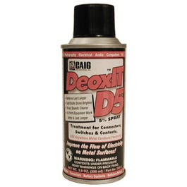 Image for CAIG DeOxit Cleaning Solution Spray from SamAsh
