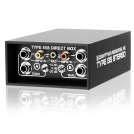 Countryman Type 85S Active Stereo Direct Box