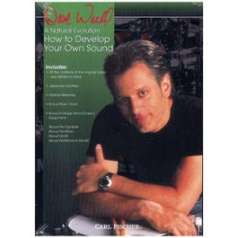 Image for Dave Weckl: How to Develop Your Own Sound (DVD) from SamAsh