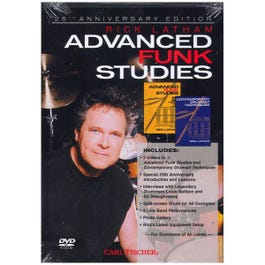 Image for Advanced Funk Studies with Rick Latham (DVD) from SamAsh