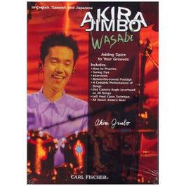 Image for Akira Jimbo: Wasabi (DVD) from SamAsh