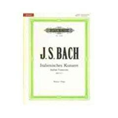 Image for Bach Italian Concerto Bwv971 For Piano from SamAsh