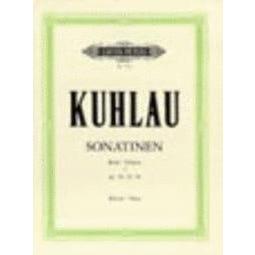 CF Peters Kuhlau -Sonatinas Vol. 1